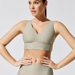 Carbon38 Strap back bra, size S